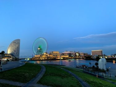 【鹿児島-パシフィコ横浜(桜木町)】飛行機で鹿児島から横浜へ行ってきた!最速の行き方は?