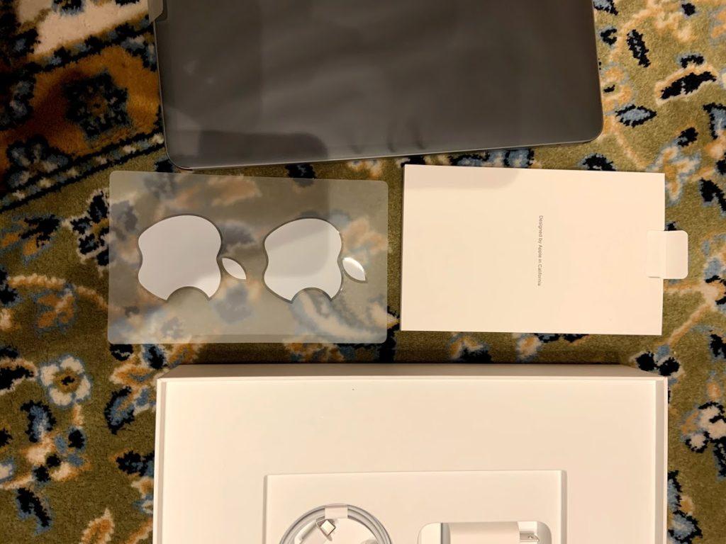 iPad Pro 整備品の付属物